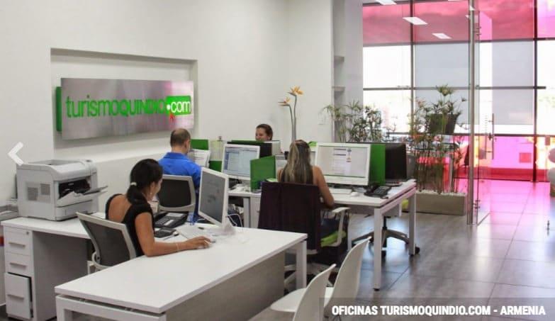 oficinas Turismoquindio.com
